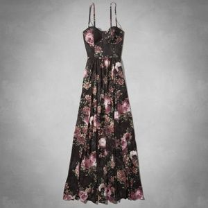 Abercrombie and Fitch maxi dress